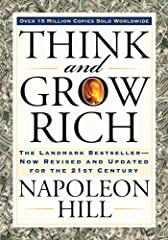 This book contains money-making secrets that can change your life.Think and Grow Rich, based on the author's famed Law of Success, represents the distilled wisdom of distinguished men of great wealth and achievement. Andrew Carnegie's magic f...