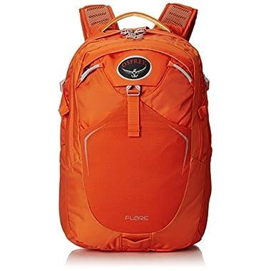 Osprey Packs Flare Daypack, Habanero Orange