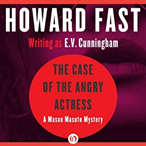 The Case of the Angry Actress Audiobook