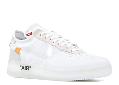 NIKE The 10 Air Force 1 Low 'Off-White' - AO4606-100