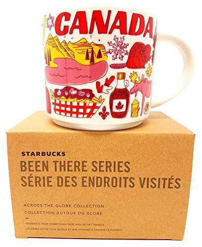 Starbucks Been There Series - Canada Mug, 14 Oz (Starbucks Mugs Orlando)