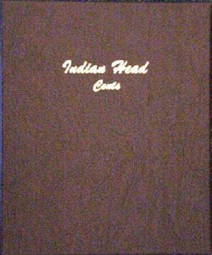 Dansco Deluxe Indian Head Cents Album #7101