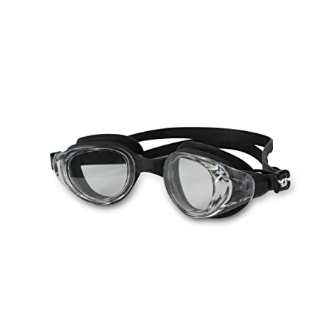 56e590e2b4 Buy Viva Sports 612 Swimming Goggles (Black) Online at Low Prices in ...