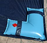 Robelle Deluxe 16g. Blue 2-Foot Corner Winter Water Tube For Swimming Pool Covers
