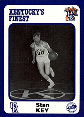 1988-89 Kentucky Collegiate Collection #138 Stan Key - NM-MT