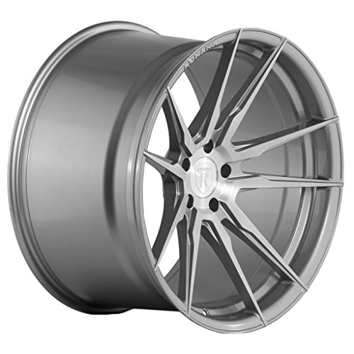One 19x8.5 Rohana RF2 5x114.3 35 Titanium Wheel fit for sale  Delivered anywhere in USA