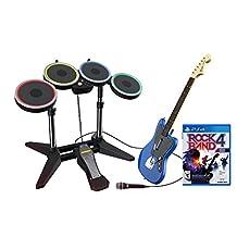Rock Band Rivals Band Kit for PlayStation 4 - Band Kit Edition