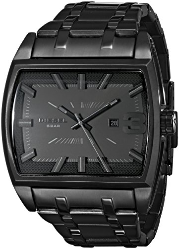 Diesel Men's DZ1673 Starship Analog Display Analog Quartz Black Watch