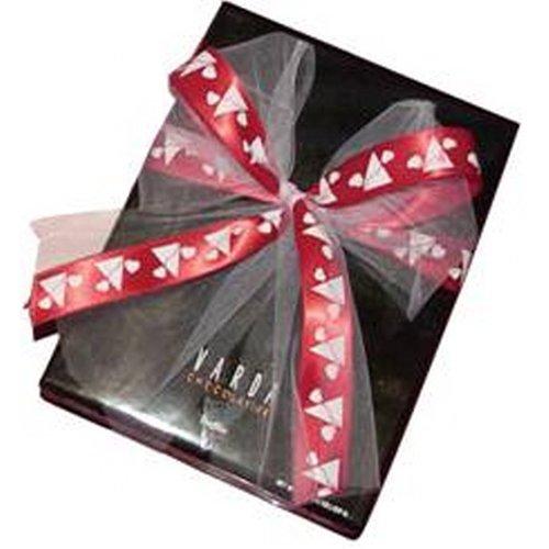 1/2lb Chocolate Truffle Box by Varda Chocolatier