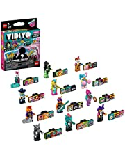 LEGO 43101 VIDIYO Bandgenoten Minifiguren Uitbreidingsset Muziek Speelgoed, Muziek Videomaker, Augmented Reality Set Serie 1