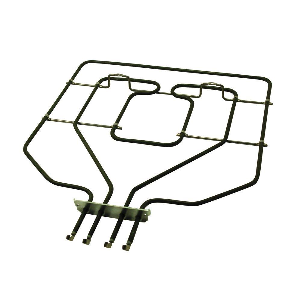 Bosch Siemens Oven Grill Element. Equivalent to part number 684722 Bosch Neff Siemans BS14116
