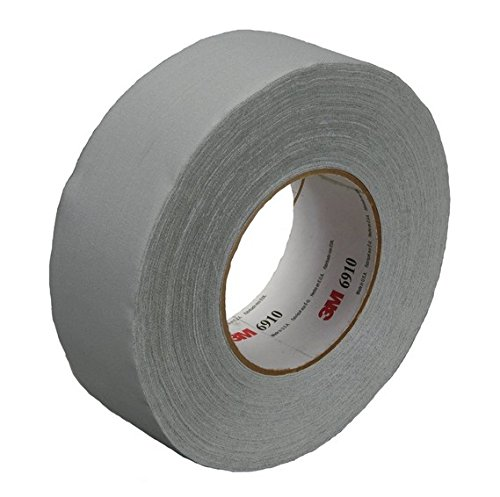 3M T9876910S3PK Gaffers Tape, 2'' x 60 yd, Silver (Pack of 3) by 3M