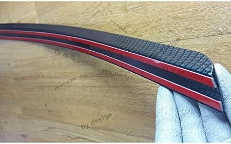 Car Tuning24 53827440 Tuning A4 B5 Tuning Carbon Lack Abrisskante Heckspoiler Lippe Spoiler Hinten Neu Auto