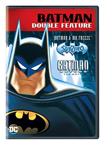Batman & Mr. Freeze: SubZero/Batman Beyond: The Movie (Double Feature/Repackaged (DVD)