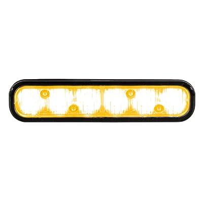 Whelen Engineering ION Series Super-LED Lighthead - Amber: Automotive
