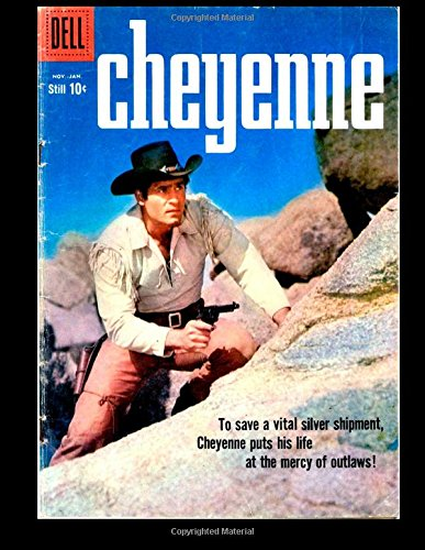 Download Cheyenne #13: Old Western Comic 1960 pdf epub