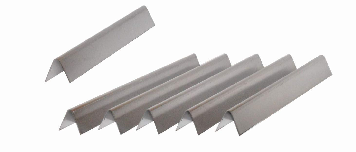 Weber 65935 5PK SS Flavorizer Bars for some Genesis E & S Series Grills by Weber
