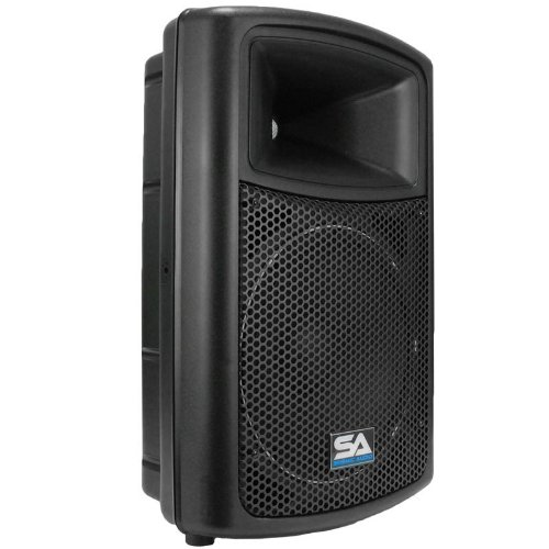 Seismic Audio - NPS-12 - Pro Audio PA DJ 12'' Speakers - Lightweight Molded Cabinets  - 325 Watts by Seismic Audio