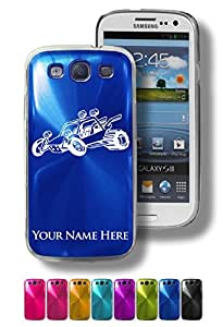 Samsung Galaxy S3 Siii Case/Cover - DUNE BUGGY - Personalized for FREE