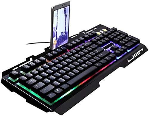 LYA Teclado para Juegos, Teclado mecánico para computadora ...