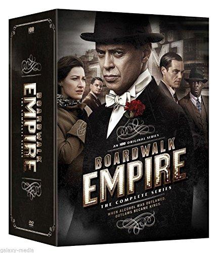 Boardwalk Empire The Complete Series Season 1-5 Boxset Dvd by Brand new