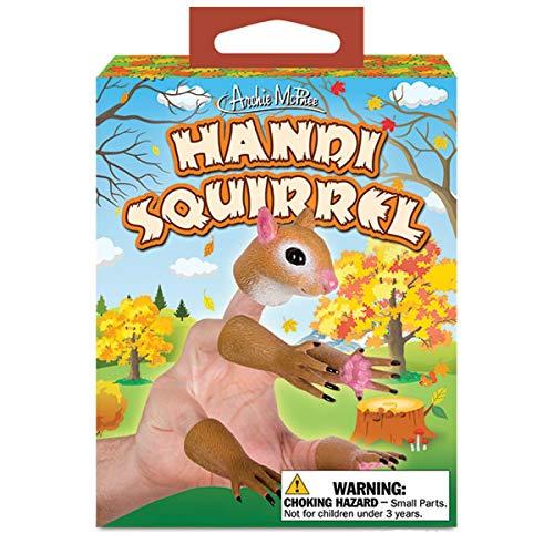 Eichhörnchen Fingerpuppe