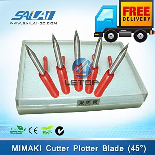 Printer Parts Yoton 45 Degree Yoton Blades Cutting Plotter Blade Vinyl Cutter Blade Knife