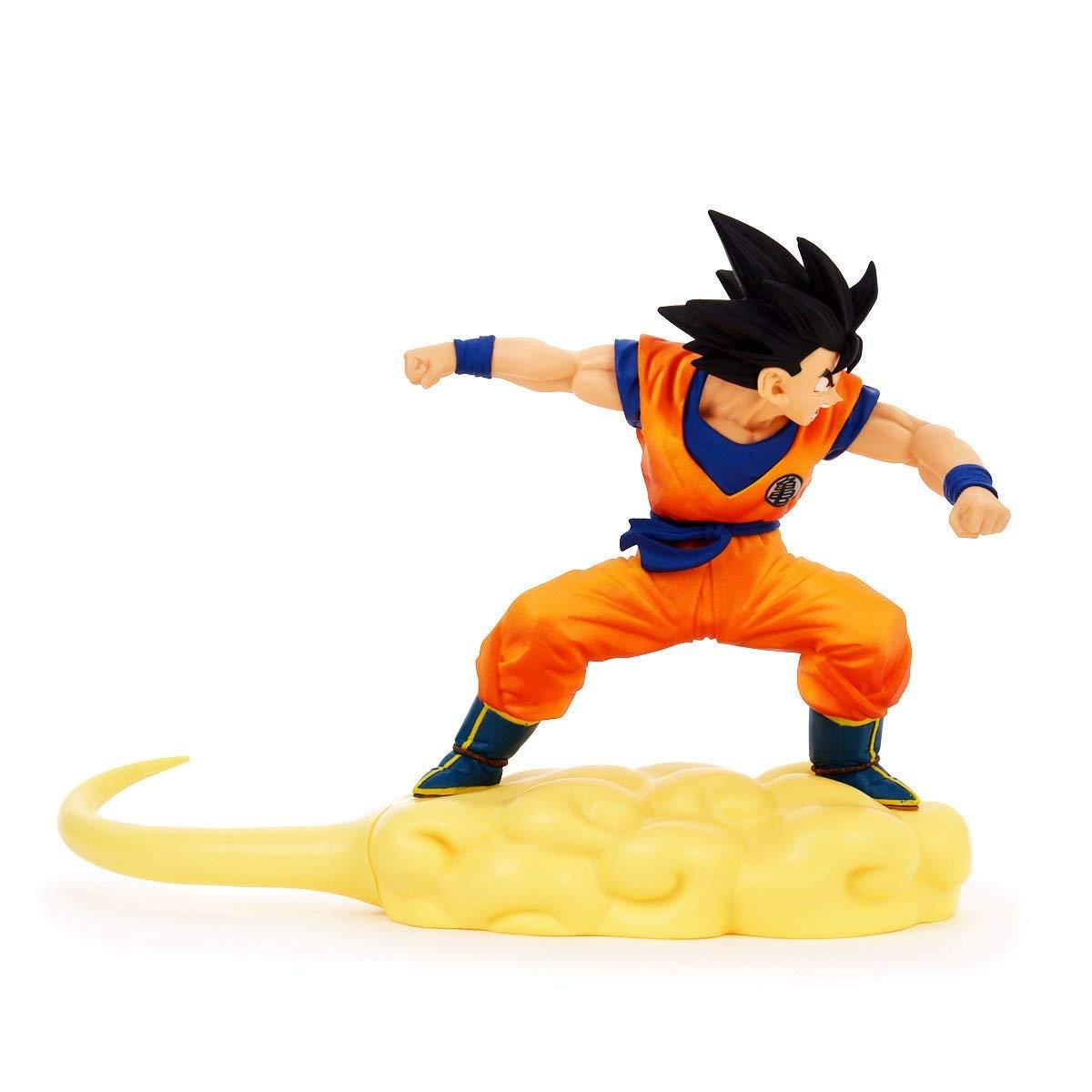 de606213fb66 Amazon.com: Banpresto Dragonball Z Kintoun Figure-Son Goku Adult Prize:  Toys & Games
