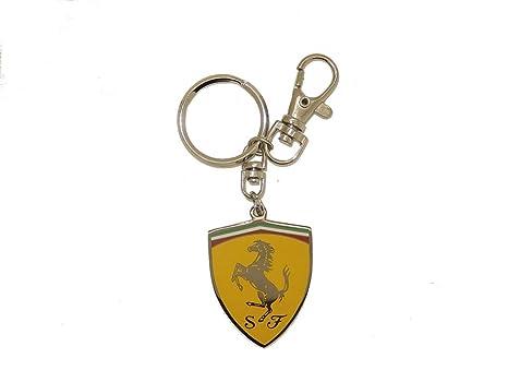 Amazon.com  Official Licensed Ferrari Keychain  Automotive 88462ac2a0