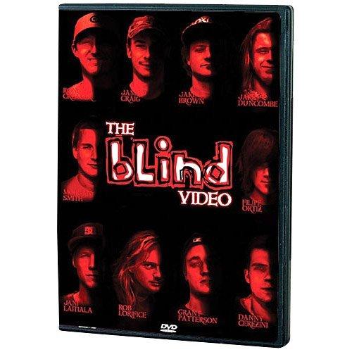 Blind The Blind Video Skateboard DVD (Skateboard Dvd)