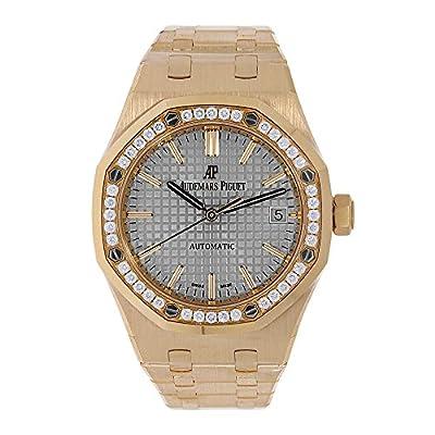 Audemars Piguet Royal Oak Lady 37mm Diamond Bezel 15451OR.ZZ.1256OR.02 by Audemars Piguet