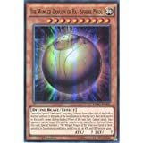 YuGiOh : DPBC-EN001 1st Ed The Winged Dragon of Ra - Sphere Mode Ultra Rare Card - ( Battle City Duelist ) by Deckboosters