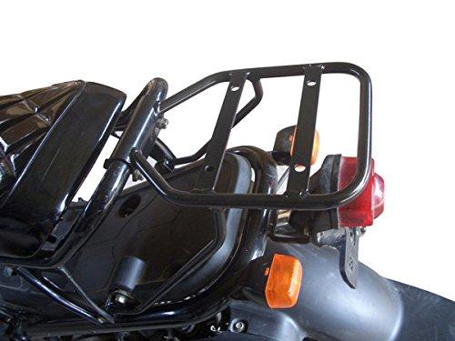 Honda Ruckus Scooter ZM2005 NPS 50 Luggage Rack ZOOMER black New style by SJMOTORSPORT