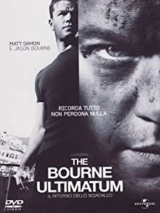 The Bourne Ultimatum - Il Ritorno Dello Sciacallo (Disco Singolo) [Italian Edition]