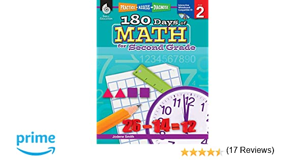 Time Worksheets 2nd grade telling time worksheets : Amazon.com: 180 Days of Math for Second Grade (180 Days of ...