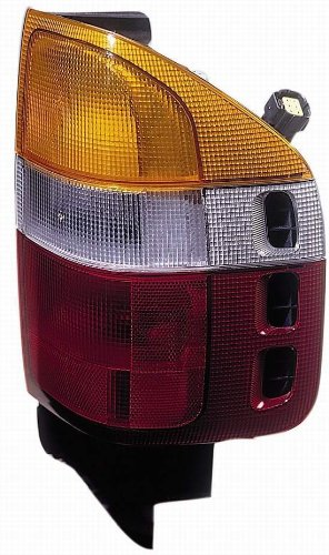 (Depo 313-1906L-AS Isuzu/Honda Driver Side Replacement Taillight Assembly)