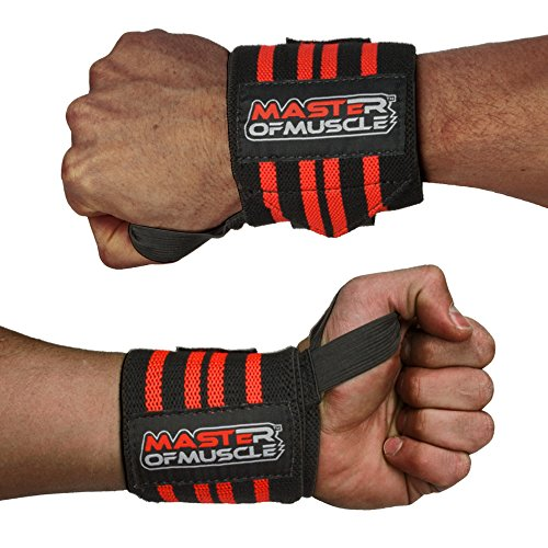 Wrist Wraps Weightlifting BodyBuilding Powerlifting product image