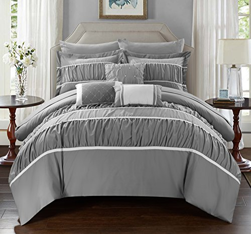 ruffled bed sheets - 5