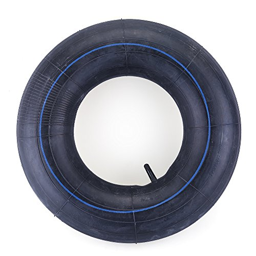 16X6.50-8 16X7.50-8 Inner Tube for Lawn Mower, ATV, Farm Tractor, Wheelbarrow, Trailer Implement - Heavy-Duty Replacement Inner Tube with TR-13 Straight Stem Valve