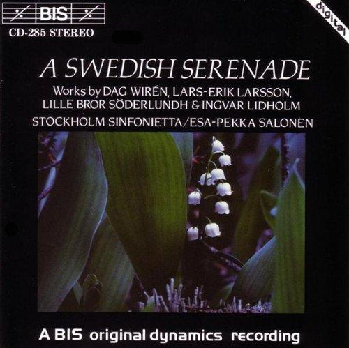 Price comparison product image Swedish Serenade by LARSSON LARS-ERIK / LIDHOLM I (1993-04-26)