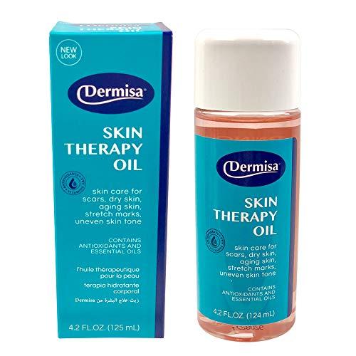 Dermisa Scars, Dry Skin, Stretch Marks Therapy Oil, 4.2 Fl Oz