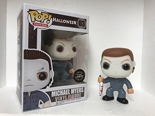 Funko Halloween Michael Myers Pop Vinyl Figure (Glow in the Dark Chase) -