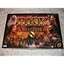 Parker Brothers Risk: The Lord Of The Rings The Middle Earth Conquest Game