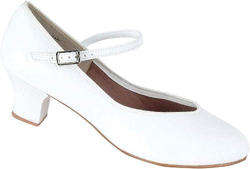 buying cheap best cheap cute Amazon.com | Danshuz Women's Tap Queen Mary Janes Leather Dance ...