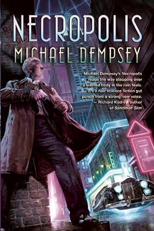 book cover of Necropolis