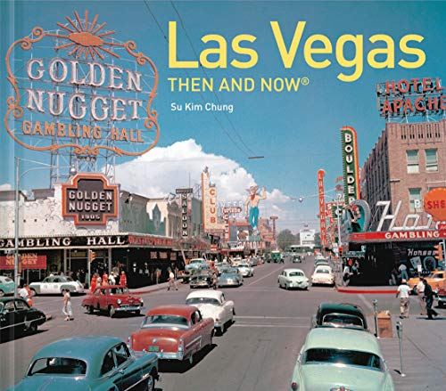 Las Vegas Then and Now captures the city's evolution from a desert railroad outpost into the gambling and entertainment capital of the world. Pairing historical photographs of the town with specially commissioned views of the same scene today, this b...