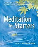 Meditation for Starters, Swami Kriyanands, 1565892291