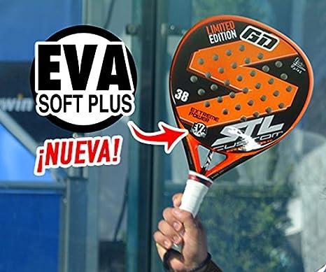 Steel Custom Pack de Padel GD Edición Limitada Eva Soft Plus