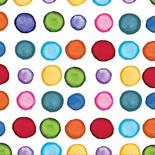 (Dots and Stripes Beverage Napkins, 72 ct)