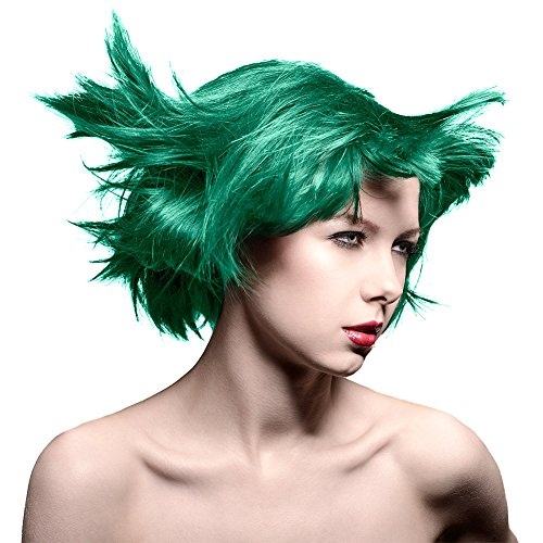 Manic Panic Amplified Hair Dye - Green Envy #39 by Bewild